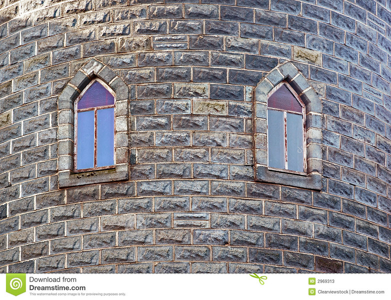 //www.dreamstime.com/stock-photos-castle-tower-windows-image2969313