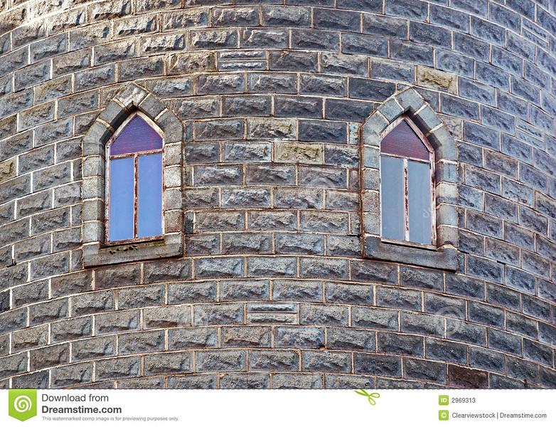 //www.dreamstime.com/stock-photos-castle-tower-windows-image2969313