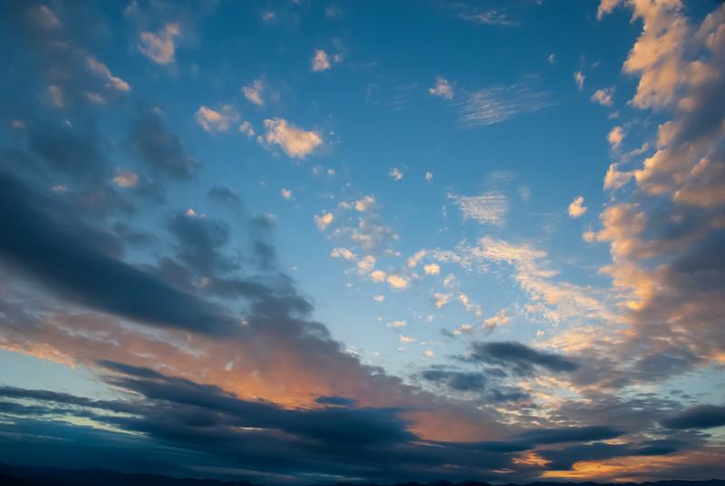 Blue Ridge Skyscape.