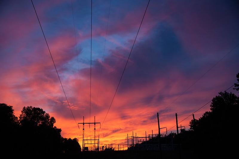 Electric Skyline.