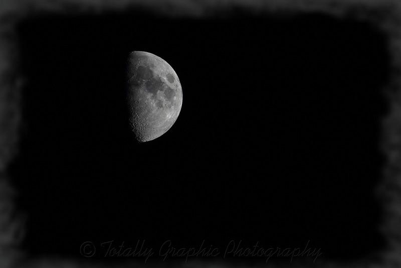Battered Moon