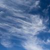 Fibery skies