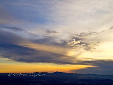 2009/12/15 rim clouds
