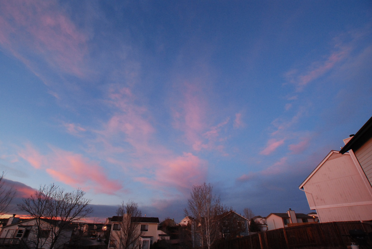 Wide angle in my back yard. 11-18 Tamron lens