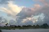 #1 Cloud Formations At Sharkies Pier, Venice, Florida. <br /> August,2008