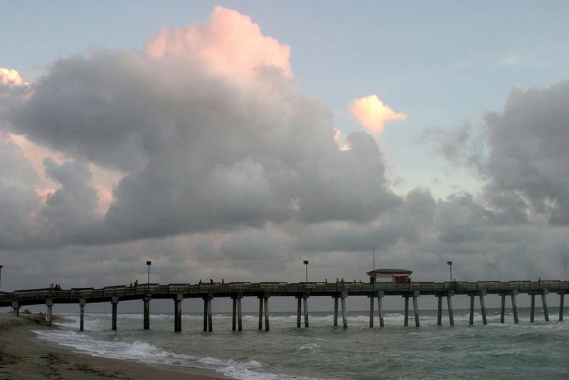 #1 Sharkies Pier, Venice, Florida<br /> August, 2008