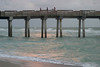 A Peaceful Walk Along Sharkies Pier, Venice, Florida.<br /> August,2008