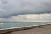 A Predicted Storm, Sharkies, Venice, Florida.<br /> August, 2008