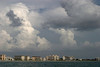 Clouds Over Venice. Taken from the Jetties. Venice,Florida.<br /> 2008
