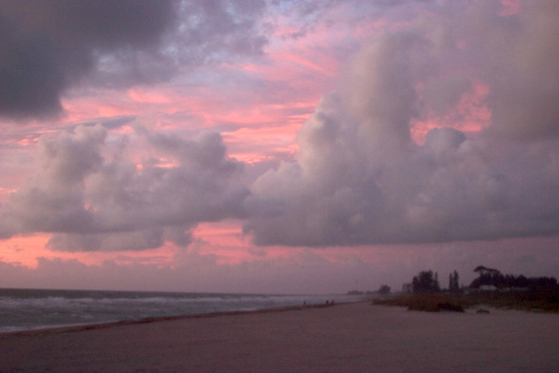 Sunset North, Venice, Florida.<br /> August, 2008