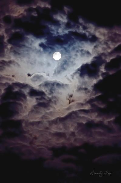Night Sky  5/7/2009