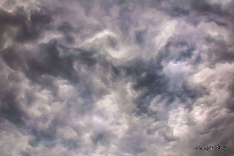 Storm Clouds 4/30/2014