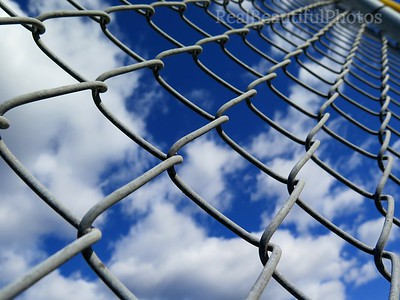 Fenced In Clouds