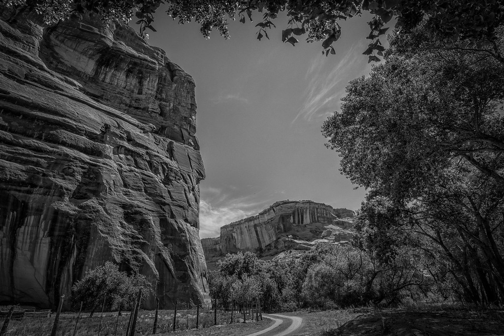 Canyon de Chelly, Old Farm