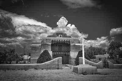 Saint Thomas the Apostle Parish, Abiquiu, New Mexico