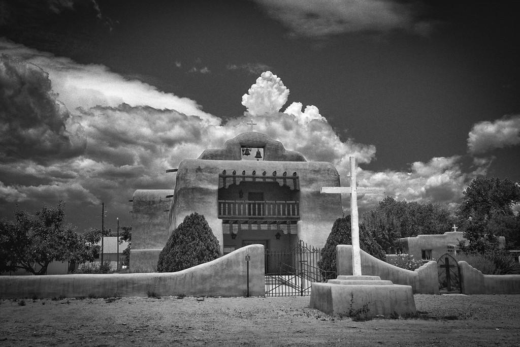 Saint Thomas the Apostle Parish, Abiquiu, New Mexico