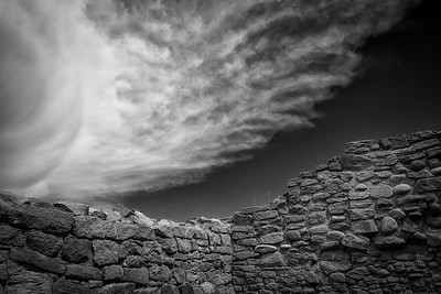 Chaco Canyon Ruins, New Mexico