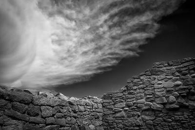 Chaco Canyon Ruins, New Mexico