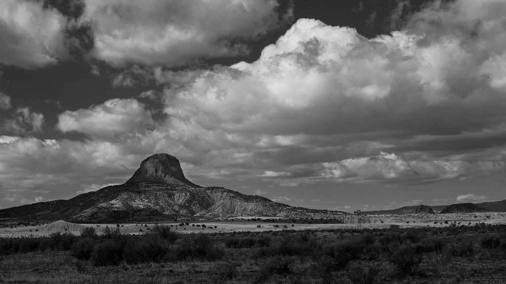 Cabazon Peak, New Mexico