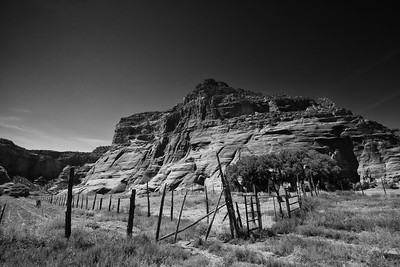 Old Grazing Ground, Canyon de Chelly