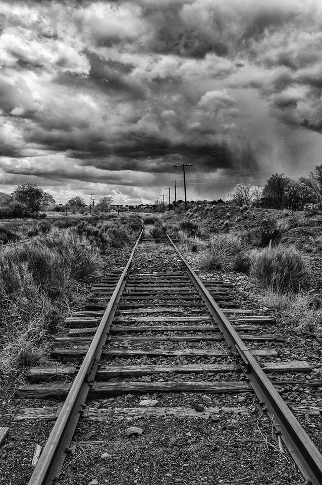 Old Rails to Santa Fe
