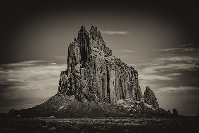 Ship Rock, New Mexico