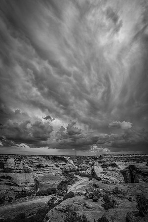 Afternoon Storm Brewing, Canyon de Chelly