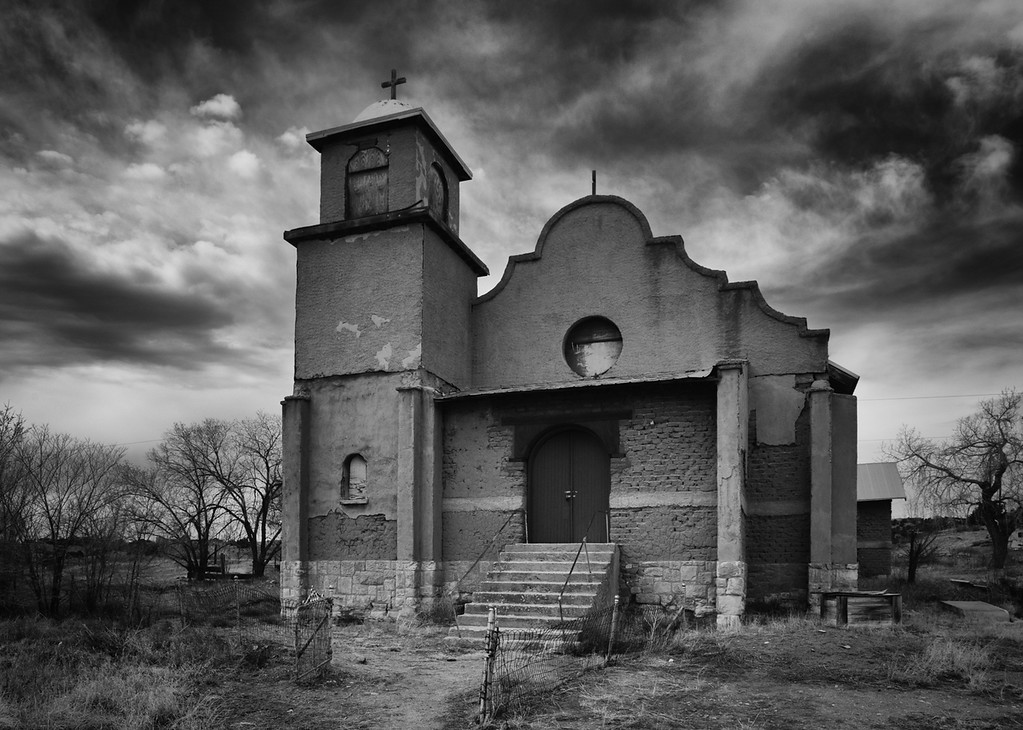 Mission Chapel of Our Lady of Light, Lamy, New Mexico