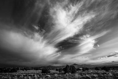 Near Red Rocks, Abiquiu, New Mexico