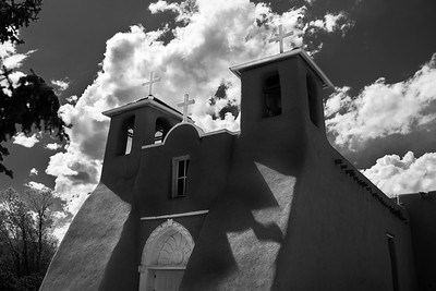 Francisco d'Assisi Parish, Old Taos, New Mexico