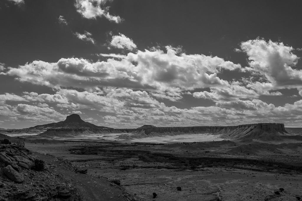 Cabezon Peak, New Mexico