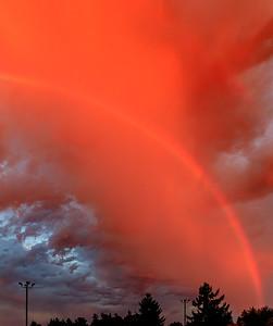 """Rainbow Fire"""