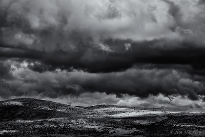 Glassford Hill Clouds