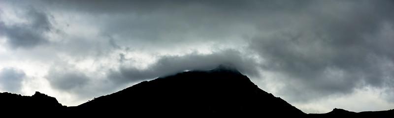 When the Mountains Smoke