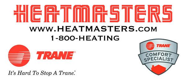 Heatmasters Field Signage
