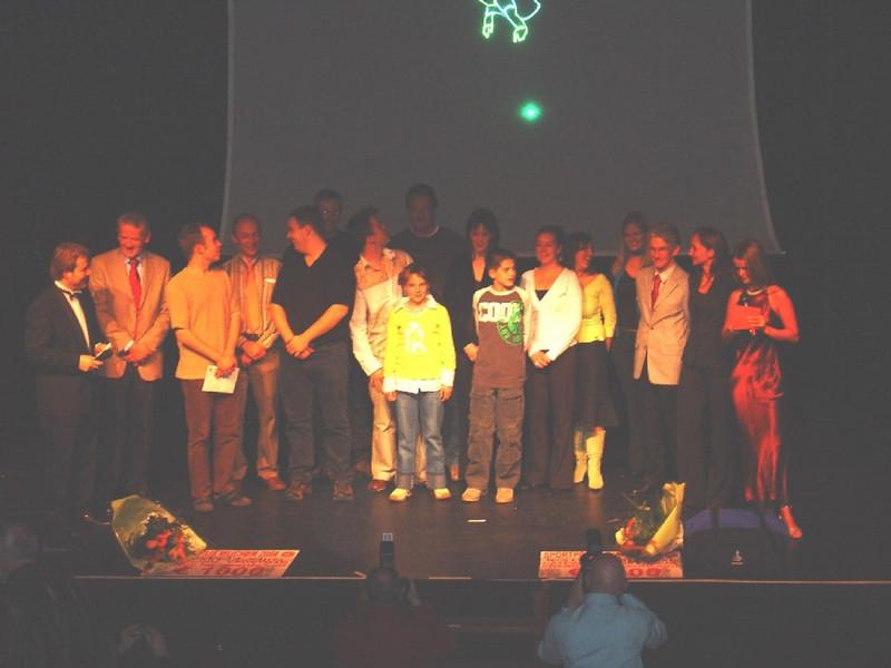 Sportgala 2005 - Alle genomineerden I