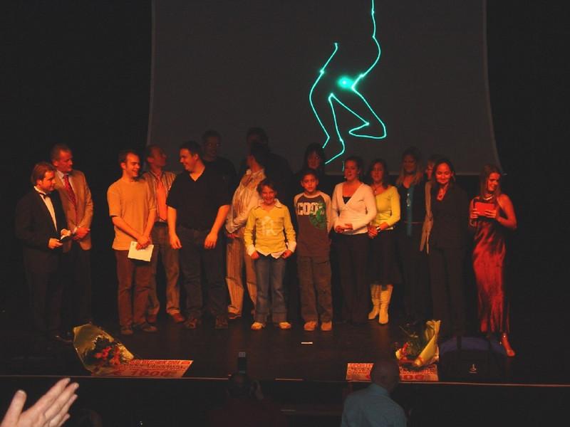 Sportgala 2005 - Alle genomineerden II