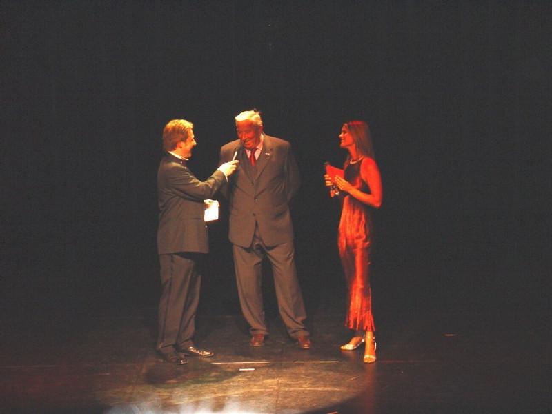 Sportgala 2005 - presentatie