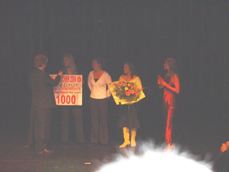 Sportgala 2005 - Sportvrouwen III