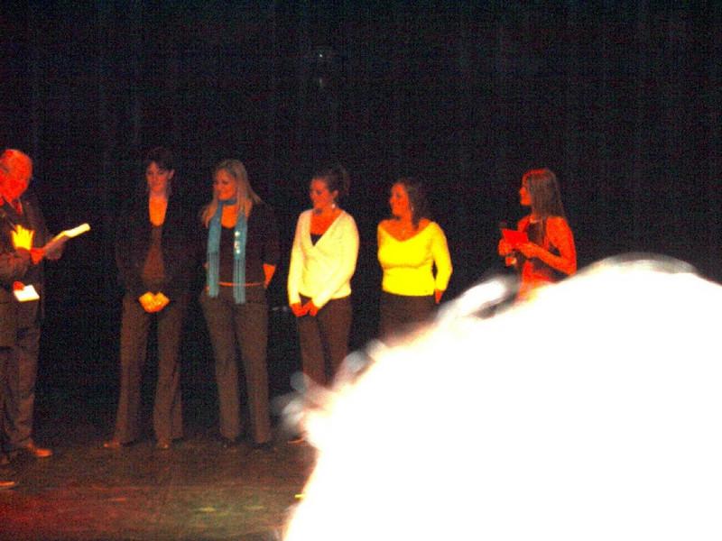 Sportgala 2005 - Sportvrouwen II