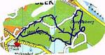 De Pannenkoekenhuis route