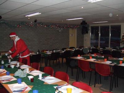 Kerstontbijt voor de jeugd 2005