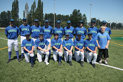 Cannons 16U Green Team Pics