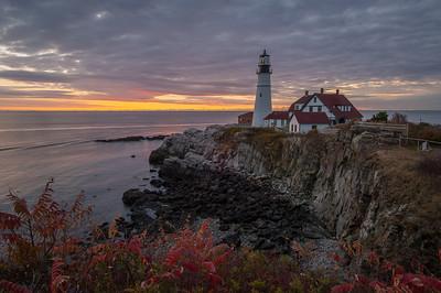 39 Portland Lighthouse