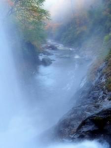 7 Behind the Falls