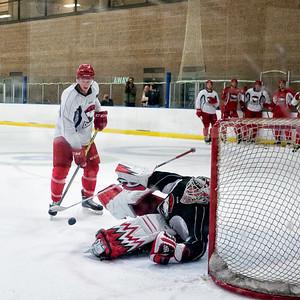 13 Goalie Practice