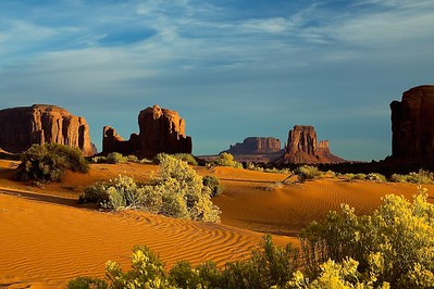 30  Monument Valley Morning
