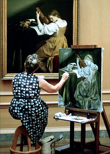 5  Artist at Work