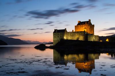 13Eilean Donan Castle