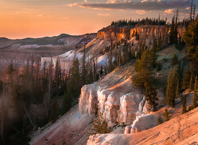 Cedar Breaks Sunset